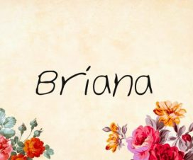 Origen del nombre Briana