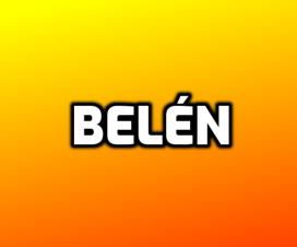 Significado del nombre Belén
