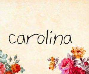 nombre Carolina