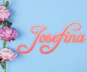 nombre Josefina