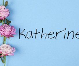 Significado del nombre Katherine