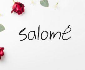 Significado del nombre Salomé