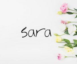 Significado del nombre Sara