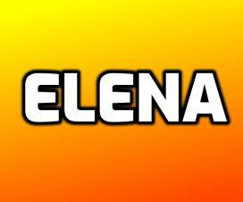 nombre para mujer elena