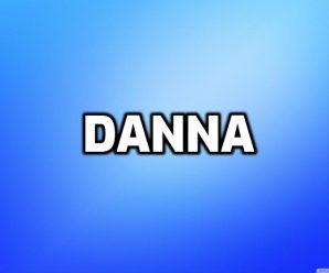 nombre Danna
