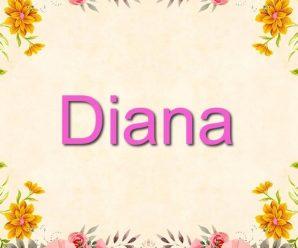 nombre Diana