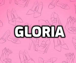 nombre Gloria