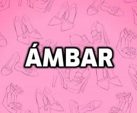 Significado del nombre Ámbar