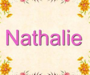 nombre Nathalie