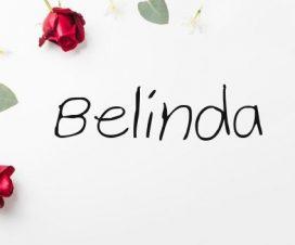 Variantes del nombre Belinda