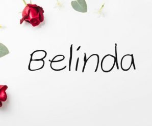 nombre Belinda