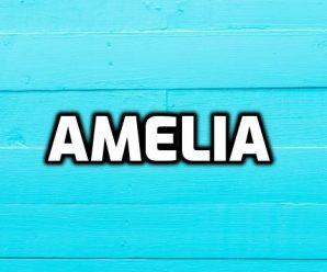 nombre Amelia
