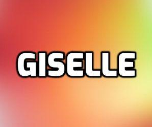nombre Giselle