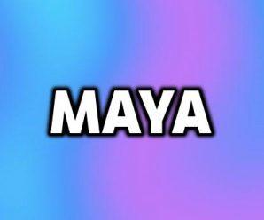 nombre Maya