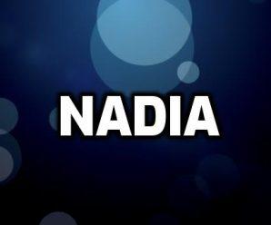 nombre Nadia
