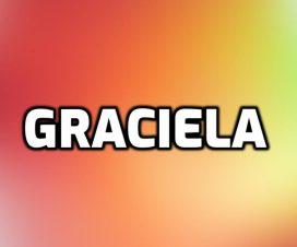 Origen del nombre Graciela