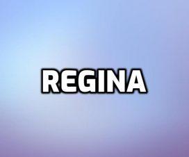 Significado del nombre Regina