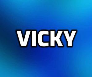 nombre Vicky