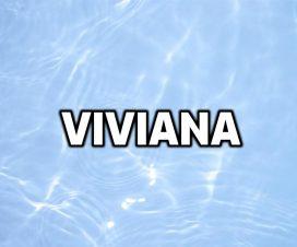 Significado del nombre Viviana