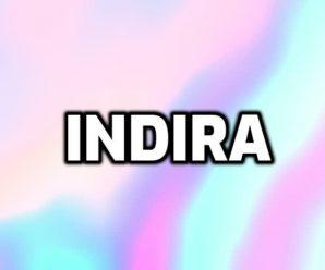 nombre Indira