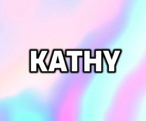 nombre Kathy