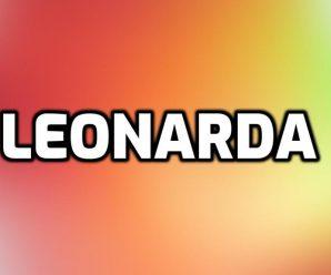 nombre Leonarda