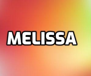 nombre Melissa
