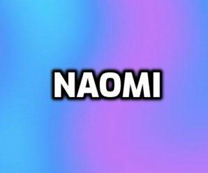 nombre Naomi