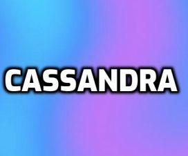 Nombre Cassandra