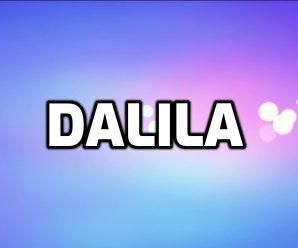 nombre Dalila