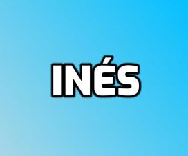 Origen del nombre Inés