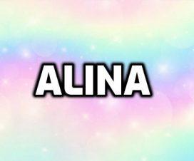 Significado del nombre Alina