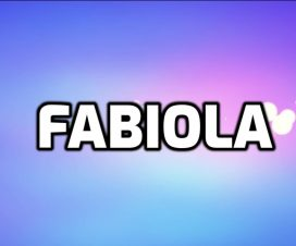 nombre fabiola