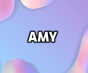 nombre Amy