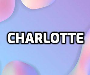 nombre Charlotte