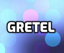 Significado del nombre Gretel