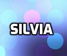 Significado del nombre Silvia
