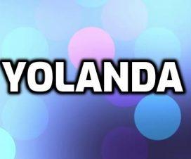Significado del nombre Yolanda