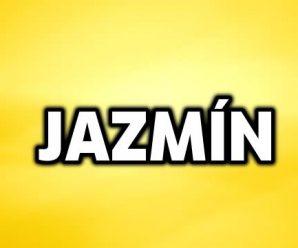 nombre Jazmín