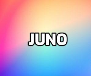 nombre Juno