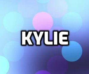 nombre Kylie