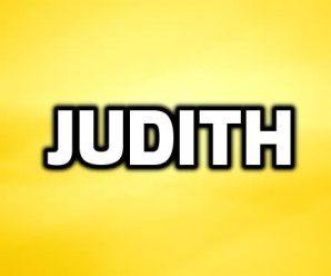 nombre Judith