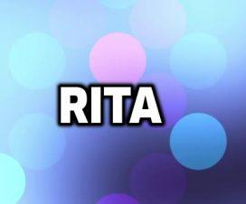 Origen del nombre Rita
