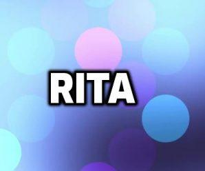 nombre Rita