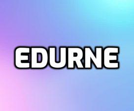 Significado del nombre Edurne